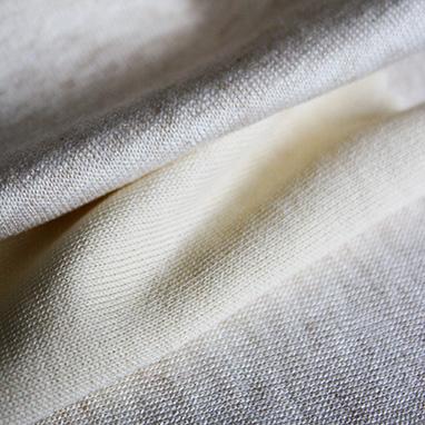 Double Jersey couleur ivoire